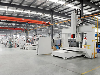 STYLECNC® 5 Axis CNC Machining Center Workshop