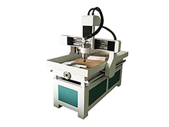 Hobby advertising CNC router with water-cooling spindle