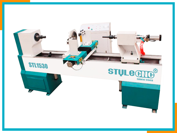 How to operate CNC wood lathe machine?