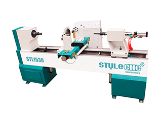CNC Wood turning lathe machine for top sale