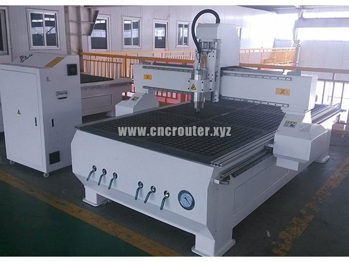 Customized 1325 CNC router for Saudi Arabia Customer