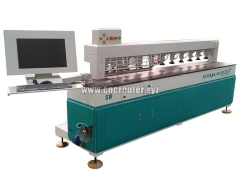 CNC side drilling machine for customized furniture production
