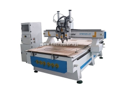 <font color='red'><font color='red'>STYLECNC</font></font>® three process CNC woodworking machine for sale