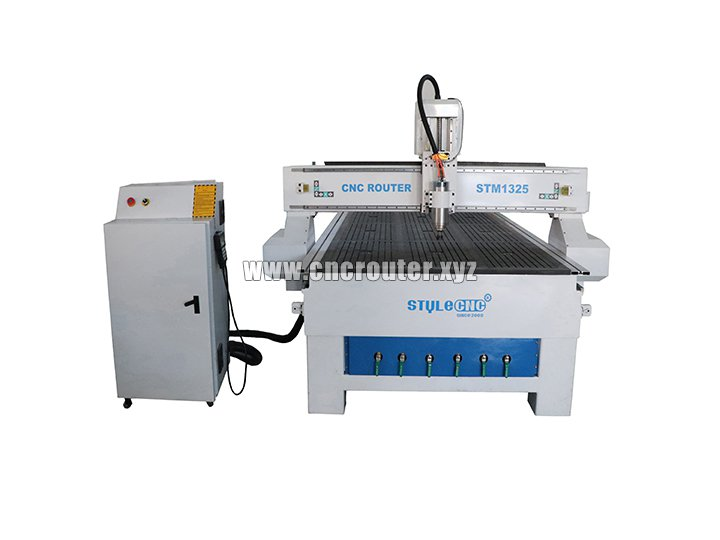 Tips of operating the CNC router machine