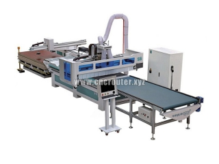 Why you need a panel production line in Wood router instead of normal CNC router?