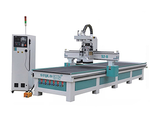 Auto nesting CNC router for customized furniture