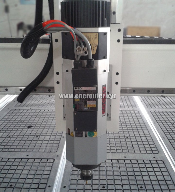 9KW HSD automatic tool chaning spindle