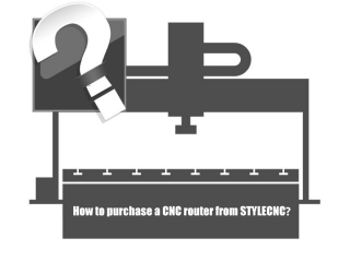 How to purchase a CNC router from STYLECNC?