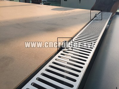 air cylinder pins for automatic loading cnc router
