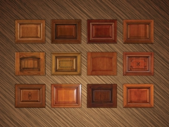 Kitchen cabinet door samples by wooden door CNC router