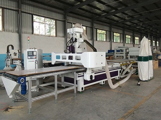 Panel furniture production line is updating the trends of panel furniture market