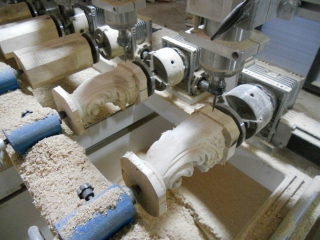 How to judge the error of CNC wood router by noise