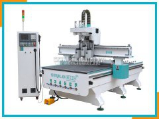 What is a pneumatictoolchangeCNCrouter and what advantages it has?