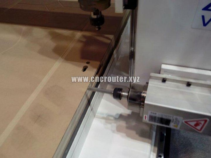 side drilling cnc router
