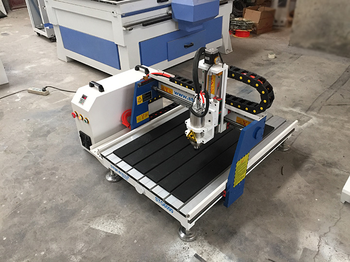Mini cnc router 6090 delivery to Dominican