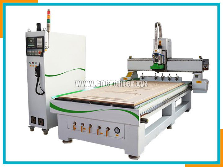 STYLECNC® 1325 linear ATC CNC router machine