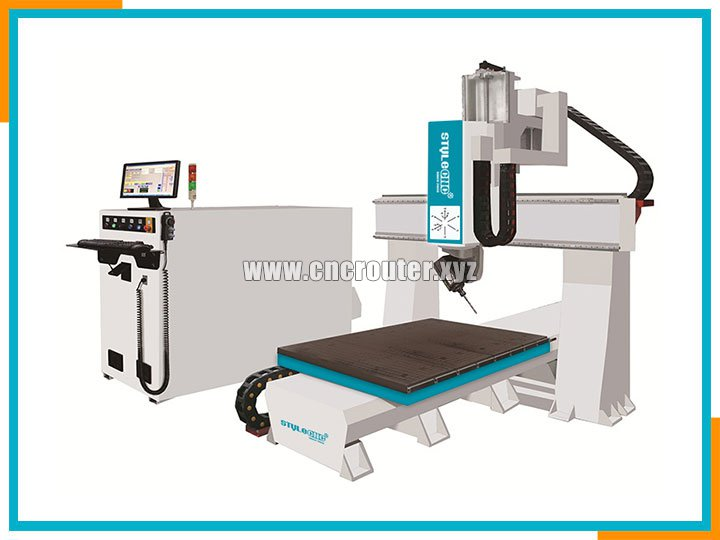 5 axis CNC router machine for sale