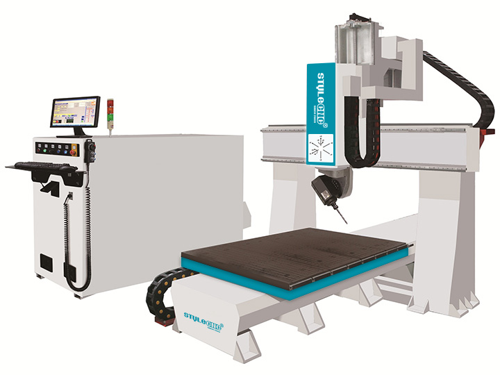 STYLECNC® 5 axis CNC router machine for sale - 5 Axis CNC ...