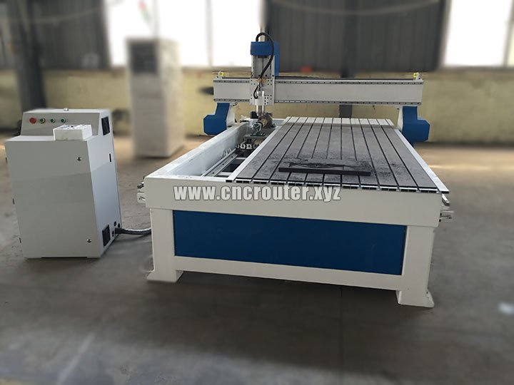 4 axis rotary CNC router machine