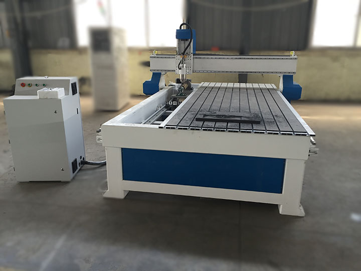 STYLECNC 4 axis rotary CNC router machine for sale