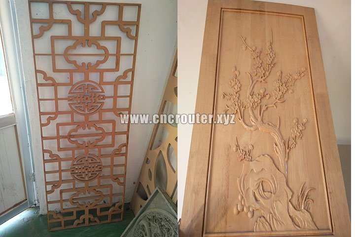 cheap cnc router wood samples
