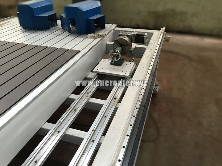 rotary of cnc router