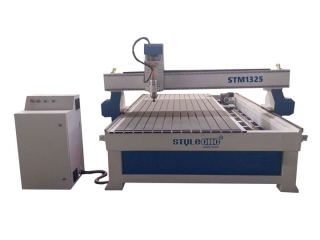 STYLECNC® 1325 CNC router with rotary