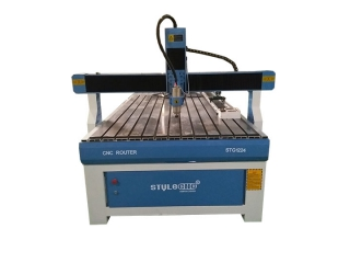 STYLECNC® China 4 axis CNC router with rotary