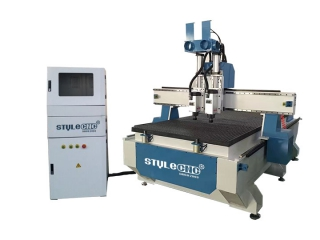 STYLECNC® double spindle CNC router machine for sale