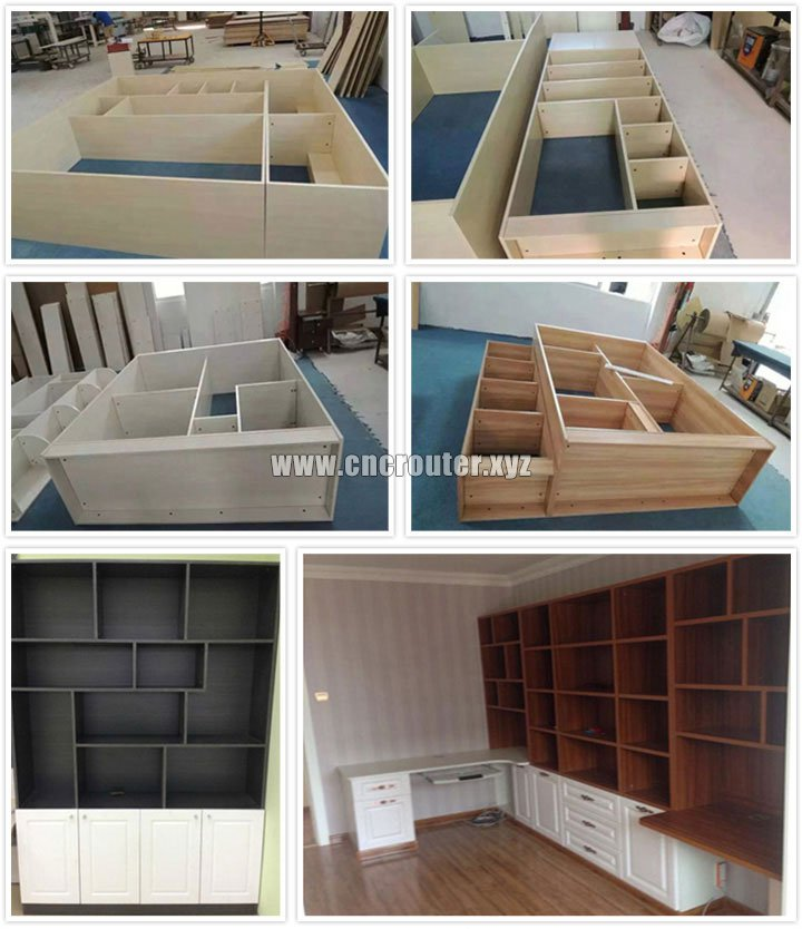 cabinet made by cnc router center