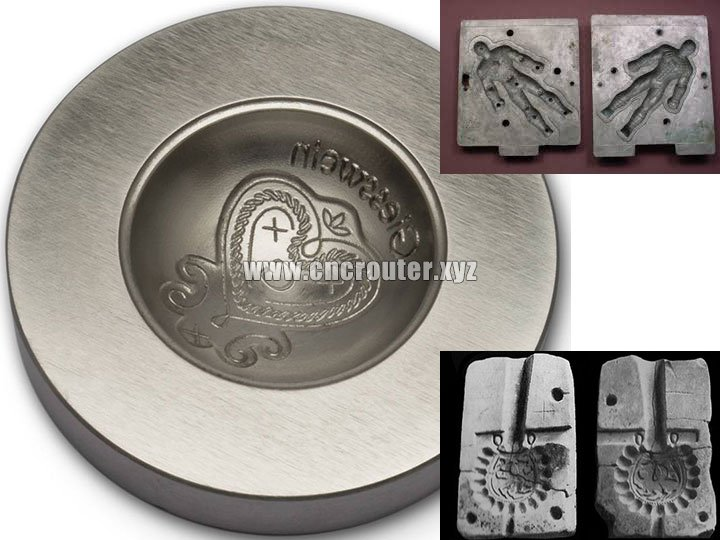 Metal Molds Made by CNC Mold Making Machine - CNC Mold