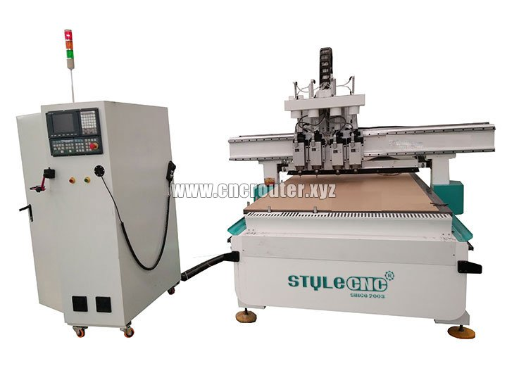 ATC Spindle CNC Router