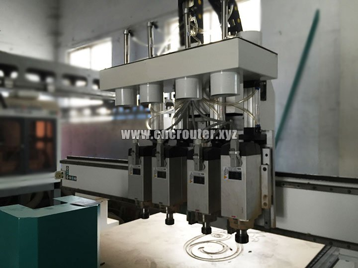 ATC Spindle CNC Router spindles