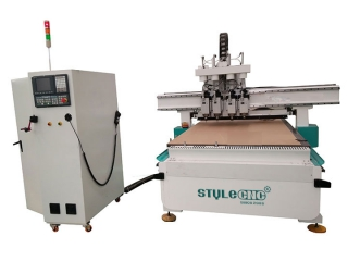 Multifunction ATC Spindle CNC Router for sale