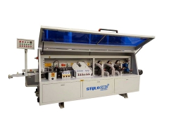 Automatic PVC Edge Banding Machine for Wooden Door