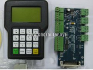 How to set the parameter of your DSP controller of your CNC router?