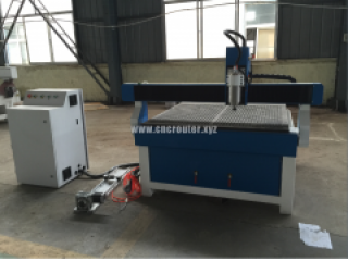 Why to buy a CNC router with vacuum table?