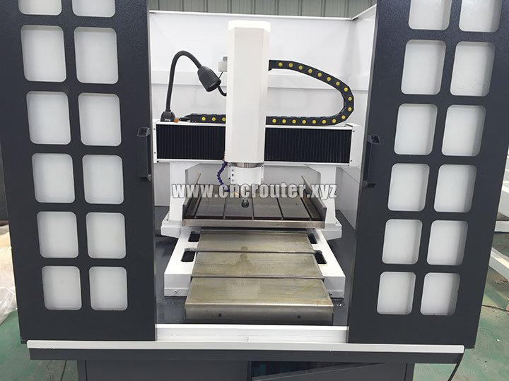 CNC metal mould marking machine
