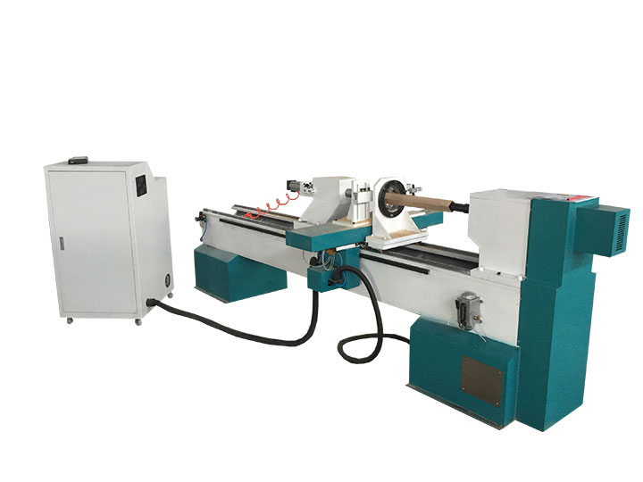 STYLECNC® CNC wood lathe machine with spindle - CNC Wood
