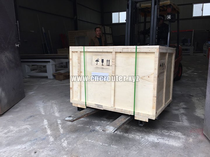 plywood case of MINI CNC wood carving machine