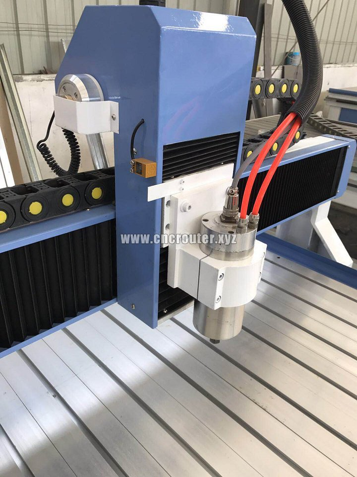 water cooling spindle of CNC router