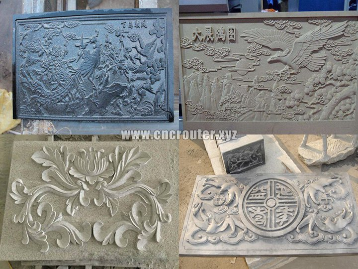 projects of stone engraver