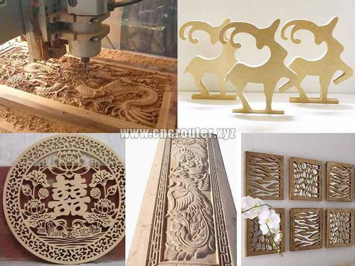 Application of CNC cutting machine