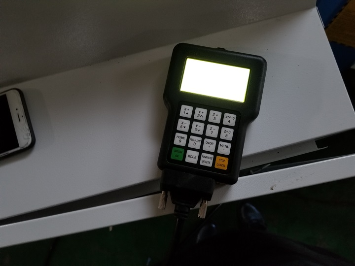 DSP control system