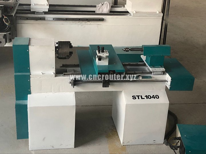 small CNC turning lathe router